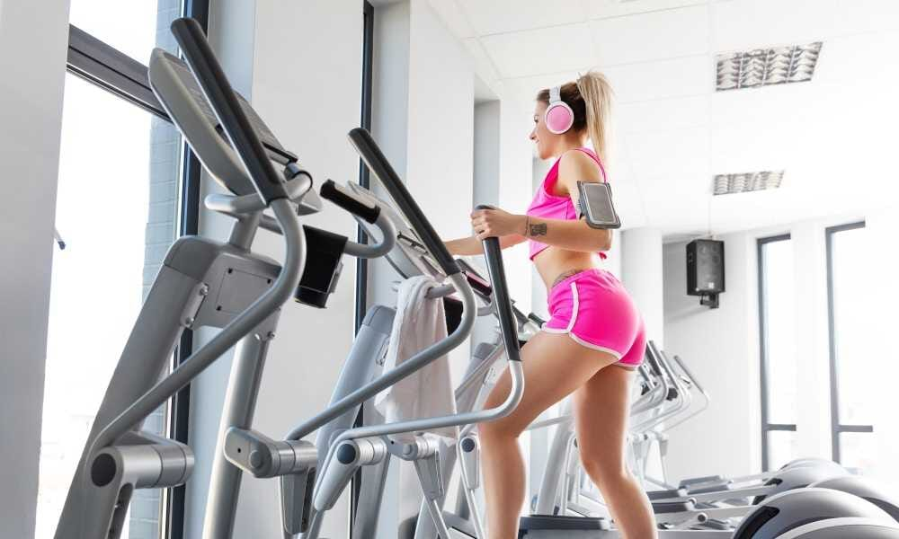 Does The Elliptical Work on Your Stomach